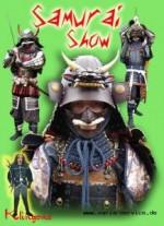 Samurai- und Ritter-Shows