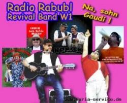 Radio Rabubl Revival Band W1