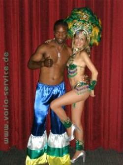 Samba- und Caribic- Tanzshow