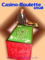 Casino-Spieltisch mobil