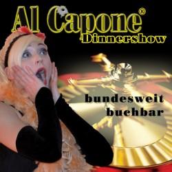 Al Capone Dinnershow und Mottoparty
